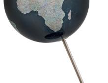 Musta karttapallo 60