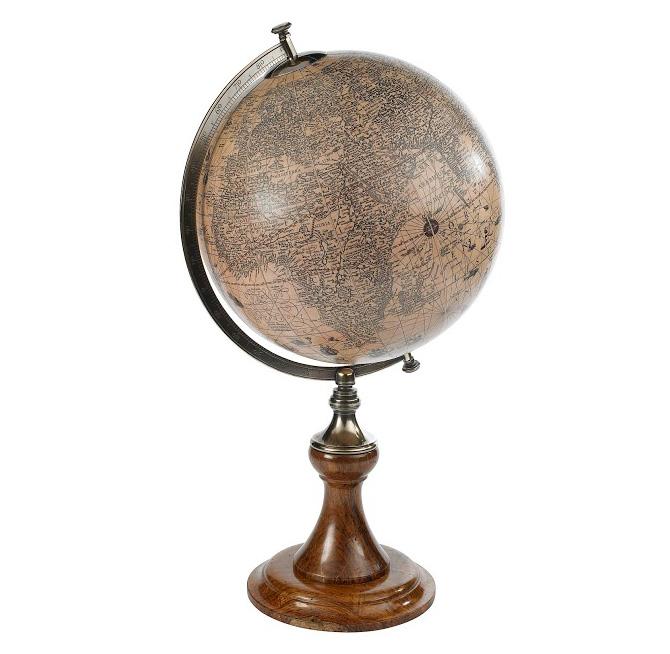 karttapallo Hondius
