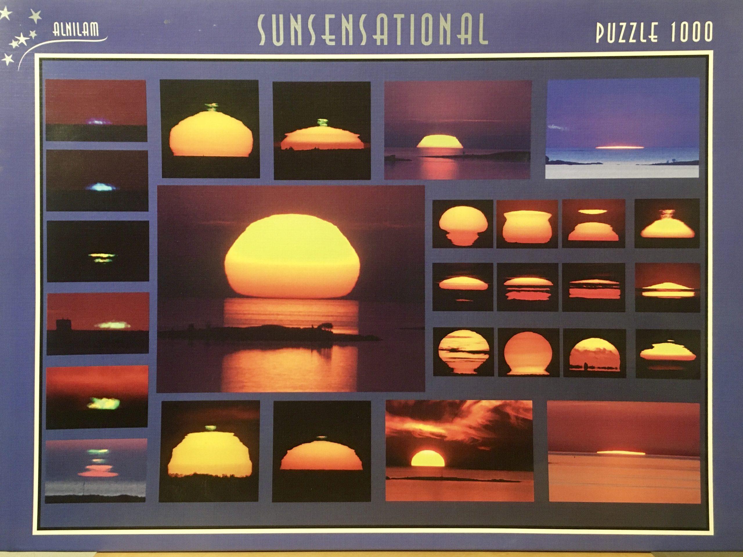Auringonlaskut
