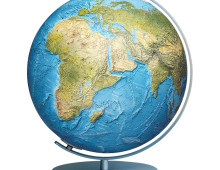 karttapallo atlantis