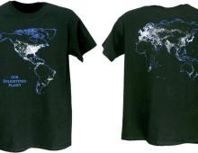 maan valot paita