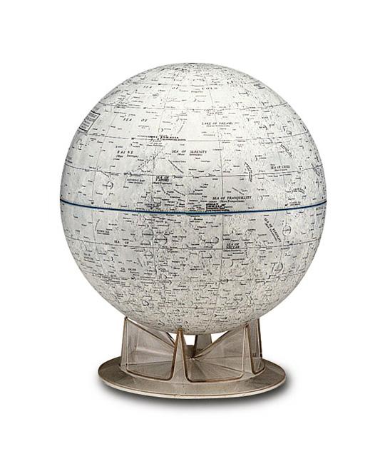 kuu karttapallo nasa