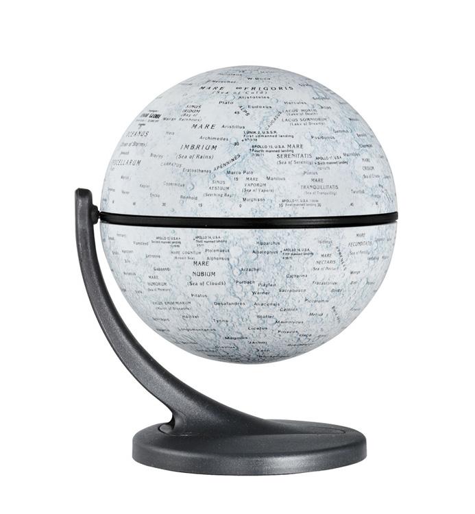 kuu karttapallo