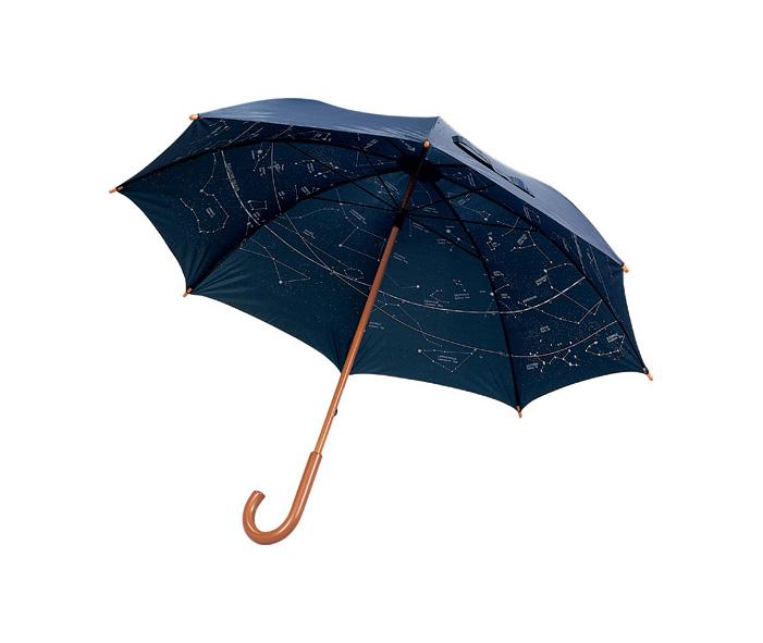 tähtisateenvarjo sininen