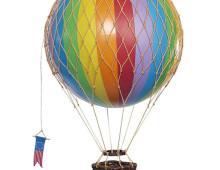 kuumailmapallo iso