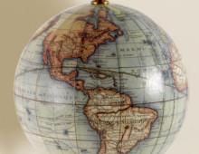 antiikkikarttapallo vaugondy