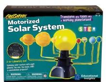 Pyörivä aurinkokuntamalli
