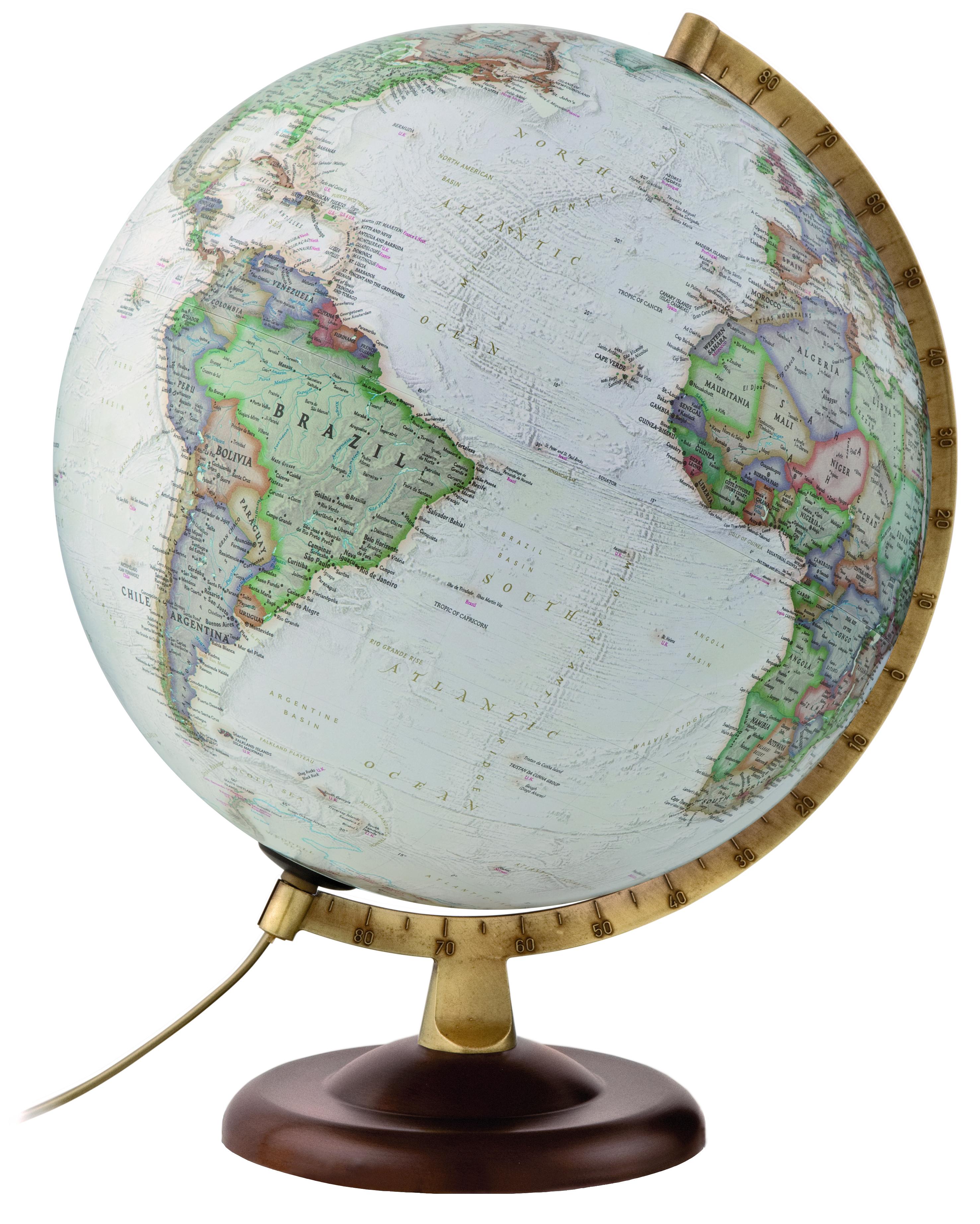 Karttapallo Nat Geo