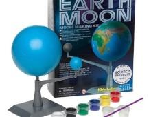 Maa ja Kuu malli