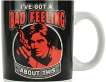 Han Solo bad feeling