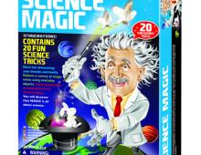 Tiede ja taikuus