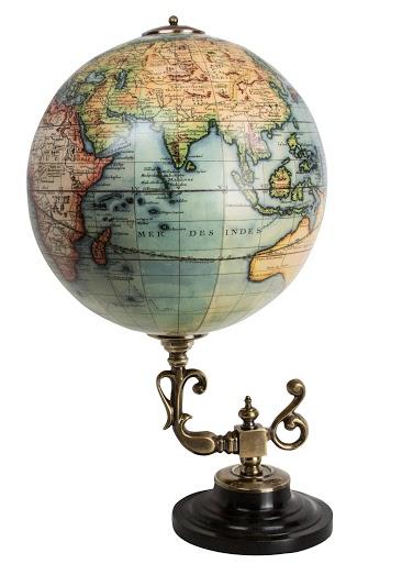 Barokkikarttapallo