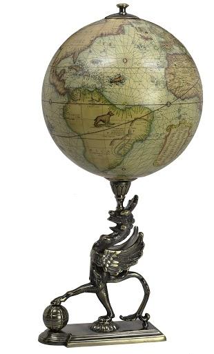 Griffon globe