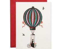 Kortti kuumailmapallo