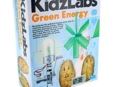 vihreää energiaa