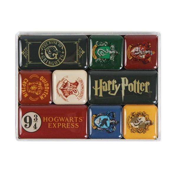 harry potter magneetit