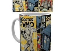Doctor Who muki Comics