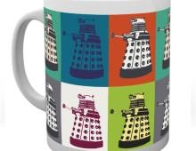 Doctor Who muki Dalek