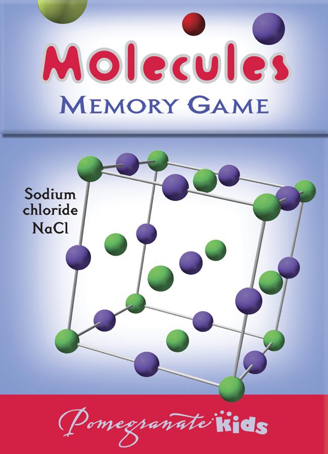 molekyyli muistipeli