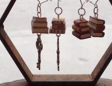 kirjapinokorvakorut