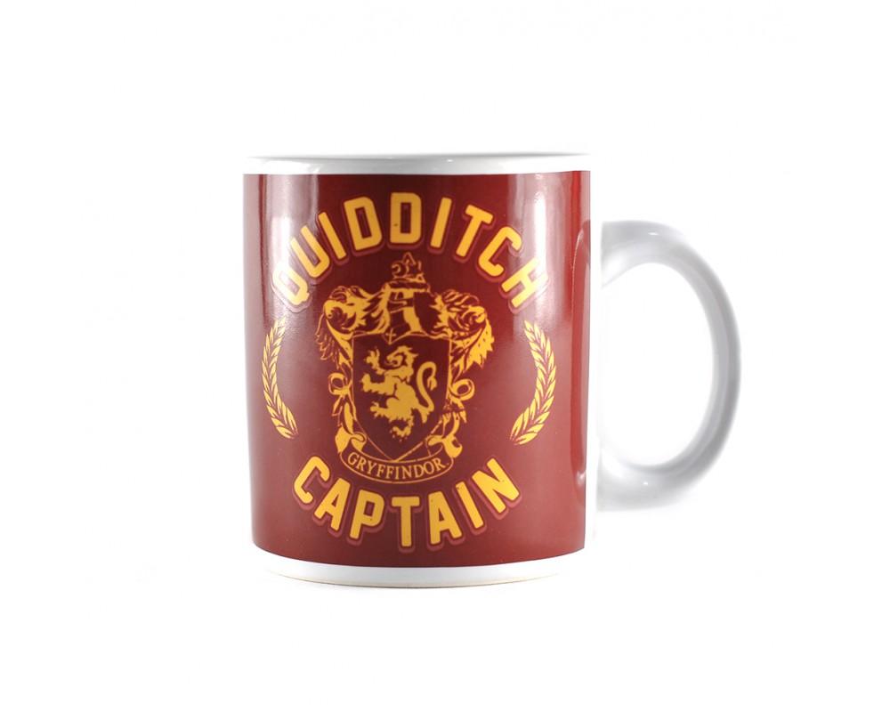 Quidditch captain