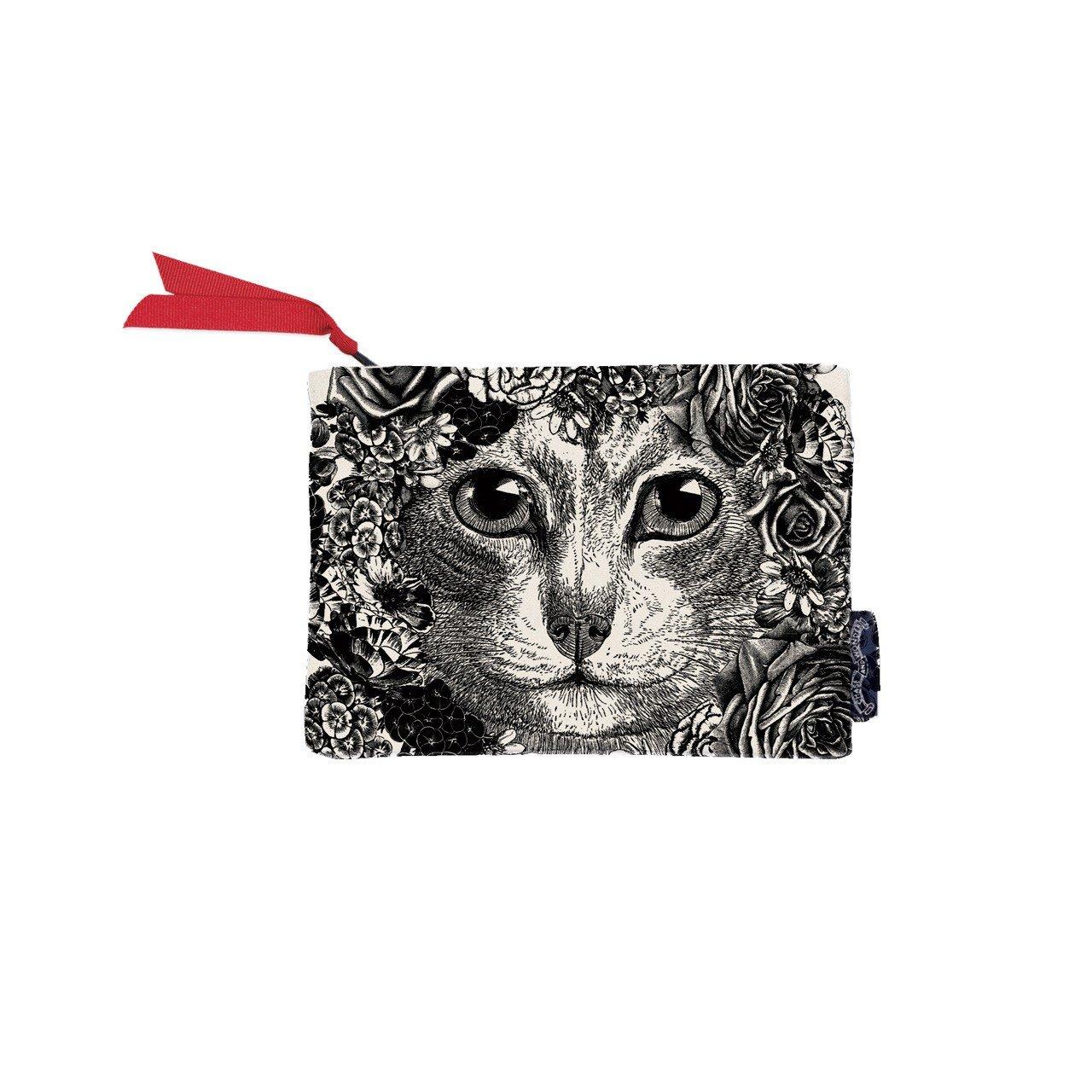 Meikkipussi flowercat