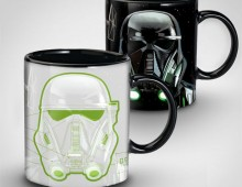 death trooper heat change mug