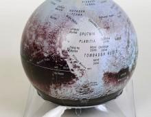 Pluto karttapallo