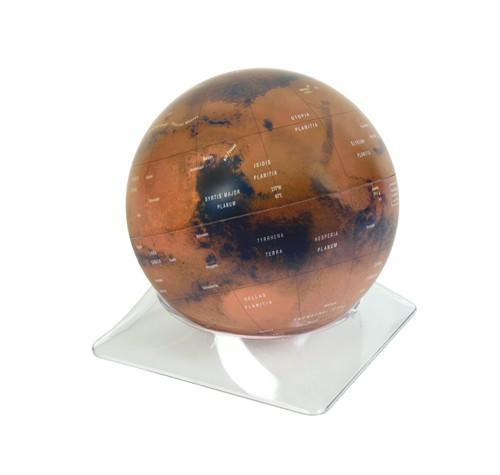Mars karttapallo