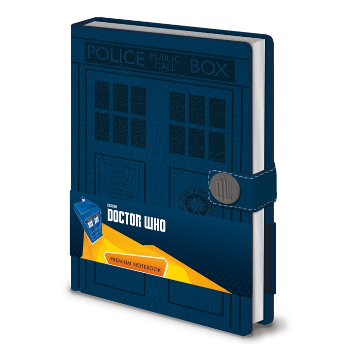 Doctor Who muistikirja