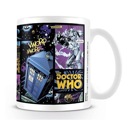 Doctor Who muki