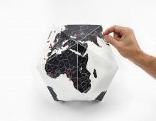paperikarttapallo