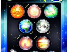 3D aurinkokunta