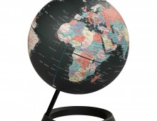Musta karttapallo
