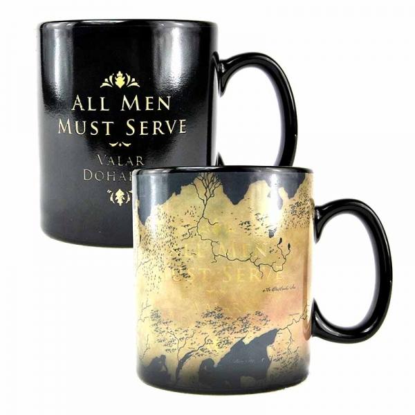 All men must serve