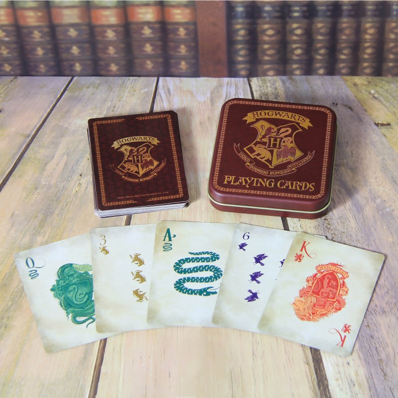 Harry Potter pelikortit