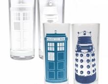 Dr Who juomalasit