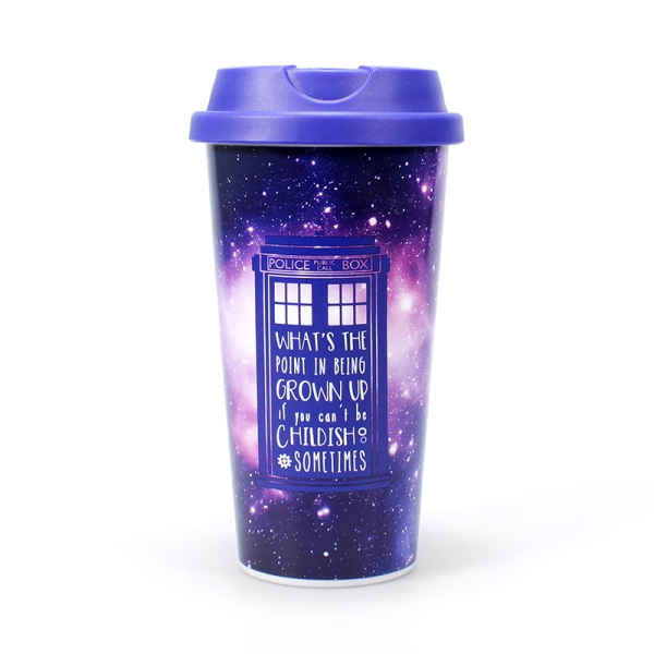 Dr Who matkamuki