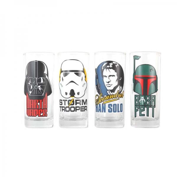 Star Wars juomalasit