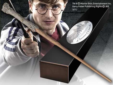 Harry Potterin taikasauva
