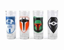 Star Wars shottilasit