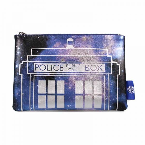 Dr Who meikkipussi