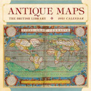 Kalenteri 2021 vanhat kartat