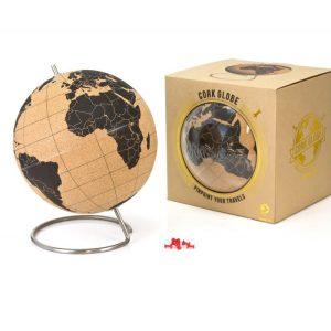 Korkki karttapallo