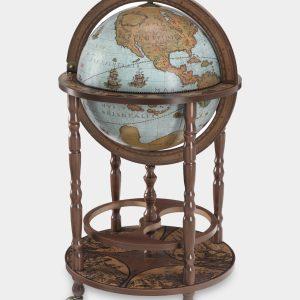 Sinimerinen karttapallobaari